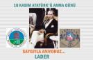 ÖNDER ATATÜRK'Ü ANMA GÜNÜ 10 KASIM 2013