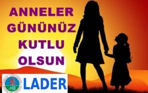 ANNELER GÜNÜNÜZ KUTLU OLSUN 11.05.2014
