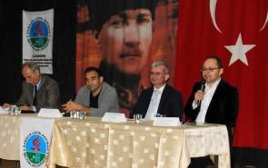 AKPINAR 4.KARİYER GÜNLERİ 22.11.2014