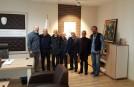 Prof.Dr. Metin Eker'i ziyaret ettik. 01.12.2017