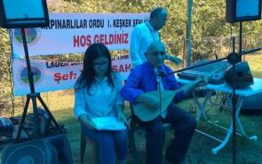 AKPINARLILAR ORDU 1.KEŞKEK ŞENLİĞİ 04.08.2019