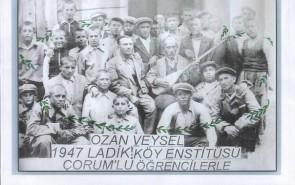 AŞIK VEYSEL'İN AKPINAR GÜNLERİ