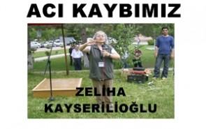VEFAT-ZELİHA KAYSERİLİOĞLU