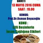 Osman Beyazoğlu afiş