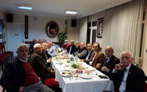 ANKARA ŞUBESİ ÖĞRETMENLER GÜNÜ 24.11.2017