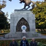 lader samsun Atatürk anıtı