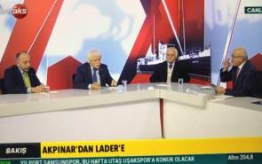 LADER SAMSUN AKS TV'DE TANITIM YAPTI 28.11.2018