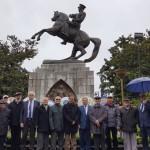 Atatürk Anıtı Samsun Lader