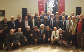 SAMSUN ŞUBESİ KÖY ENSTİTÜLERİ KUTLAMA PROGRAMI 17.04.2019