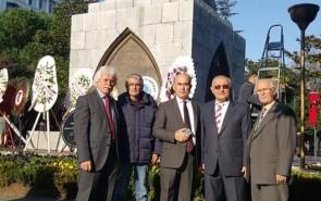 ATATÜRK'Ü ANMA GÜNÜ SAMSUN 10.11.2019