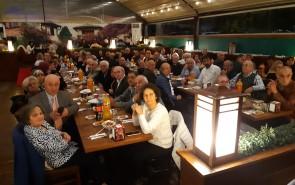 Samsun Şubesi Öğretmenler Günü Yemeği 29.11.2019