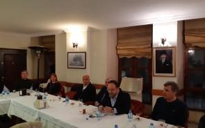 Türk Rus İlişkileri ve Türk Dünyası Konferansı Prof.Dr.Okan YEŞİLOT 27.12.2019
