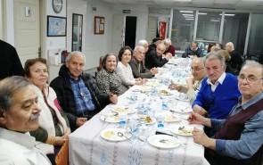 SAMSUN ŞUBESİ TİRİT GÜNÜ 27.12.2019