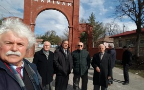 AKPINAR TANITIM FİLMİ ÇEKİMİ TEMPO TV. 28.02.2020